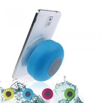 Caixa de som a prova d'agua com bluetooh