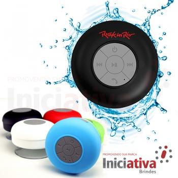 Caixa de Som Bluetooth a Prova D'agua Personalizado