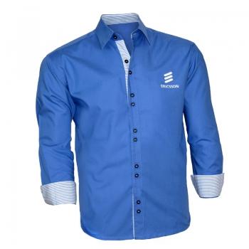 Uniforme profissional personalizado, uniforme esportivo,uniforme para empresa, uniforme futebol, fabrica de uniformes, uniformes personalizados futebol - CAMISA SOCIAL