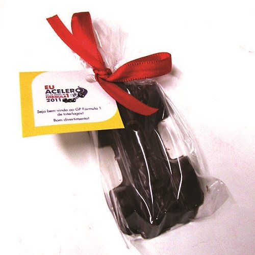 - Carrinho de Chocolate