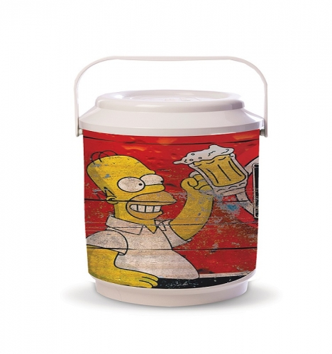 - cooler 6 latas