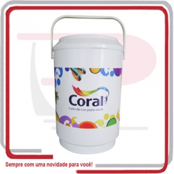 Cooler Personalizado - Cooler Isotérmico Mini p/ 6 Latas