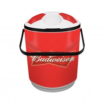 - Cooler para 12 latas preto