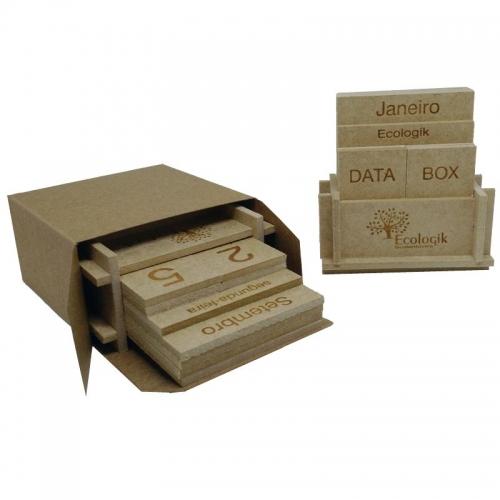 Calendário Permanente DATABOX