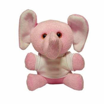 Elefante Rosa Personalizado