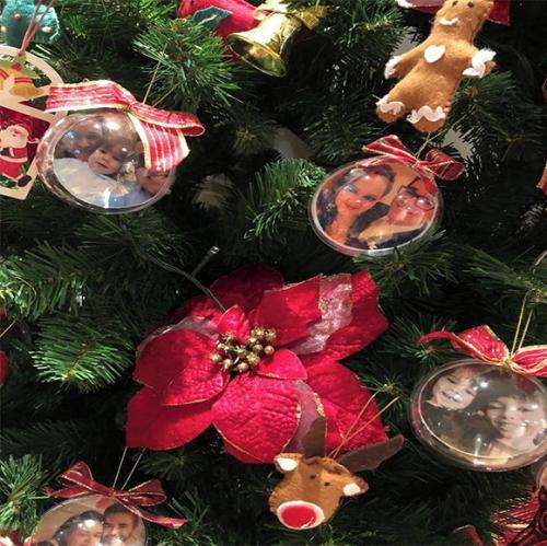 - Bolas de Natal com Foto