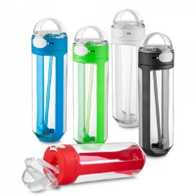 - Squeeze plástica 770 ml com trava