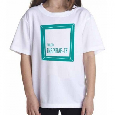 - Camiseta Infantil