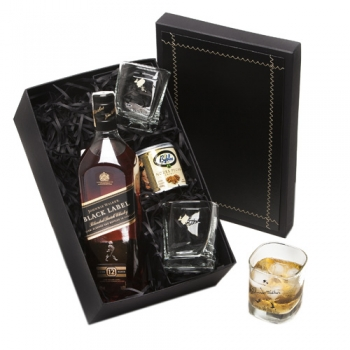 Kit Whisky Black Label II