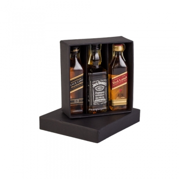- Kit Whisky Miniaturas Jack