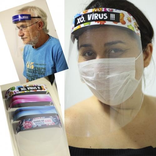 Máscara de Proteção para Rosto