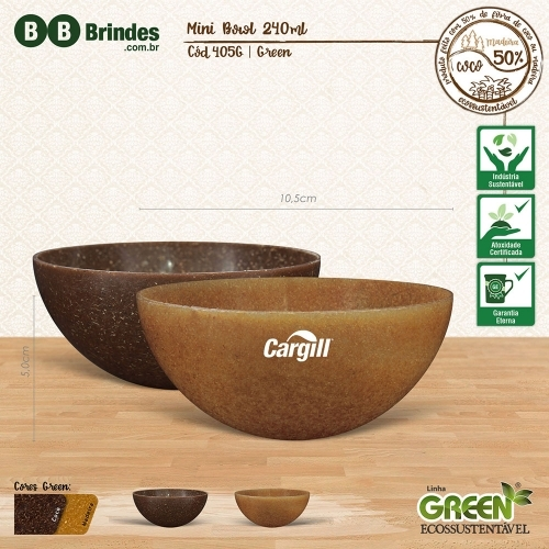 - Mini BOWL 240mL GREEN