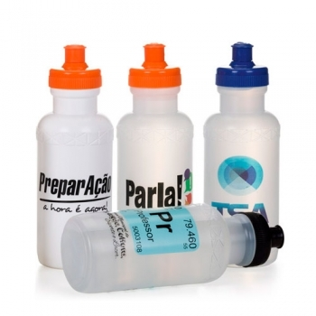 Squeeze de Plastico 500 ml Personalizado