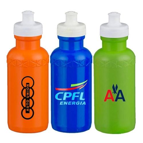 - Squeeze Plástico 500ml Personalizado