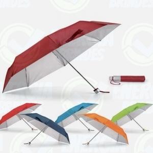 barraca de praia - Guarda-chuva com a sua logo