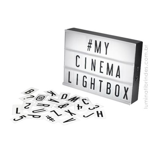 - Cinema Mini Light Box