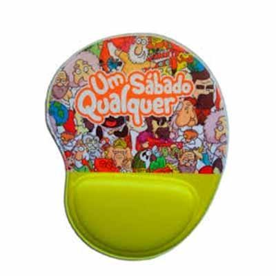 Mouse pad personalizado - Mouse Pad Ergonômico Gota Personalizado