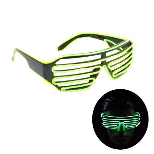 Óculos Neon High-tech para Festas - Hutz