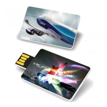 Pen drive personalizado, pen card personalizado, brindes para informática - Pen drive Card Personalizado