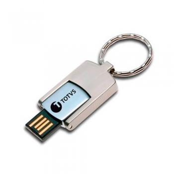 Pen drive Chaveiro Personalizado com 4GB