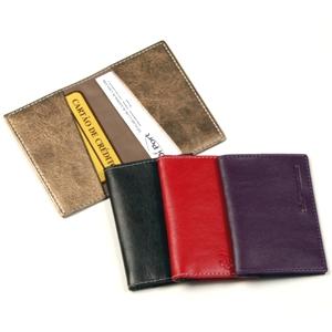 Porta cartões de bolso
