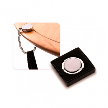 Porta Bolsa de metal Personalizado