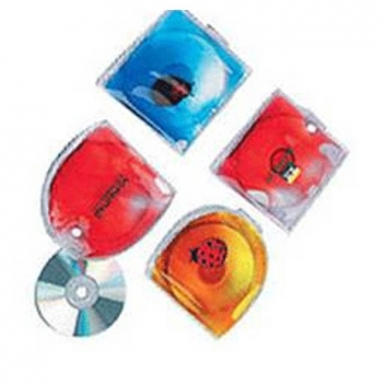 Porta CD com Gel e Elemento Flutuante
