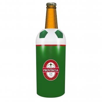 Porta garrafa 600ml verde