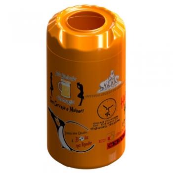 Porta garrafa de cerveja