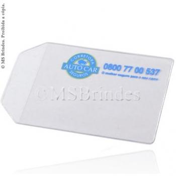 Porta Habilitação Ref.:MS122 (AutoCar)