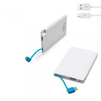 Pen drive personalizado, pen card personalizado, brindes para informática - Bateria Externa Personalizada para Smartphone