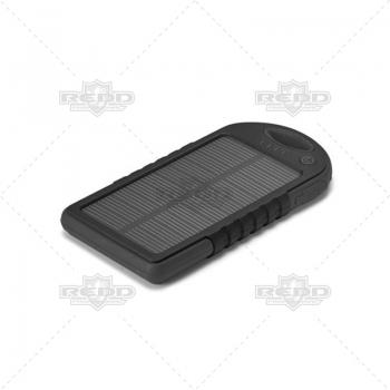 carregador de celular, carregador de bateria - Power Bank Solar