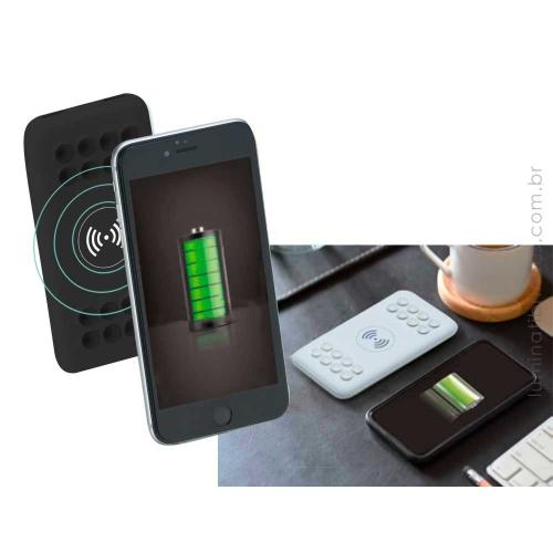 power bank personalizado - Powerbank Ventox por Indução