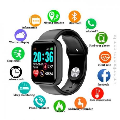 - Smartwatch Fit Pro