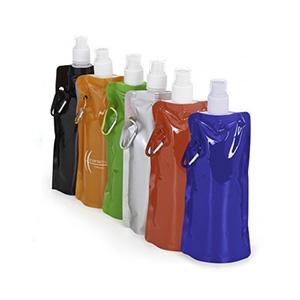 - Squeeze Plástico Dobrável