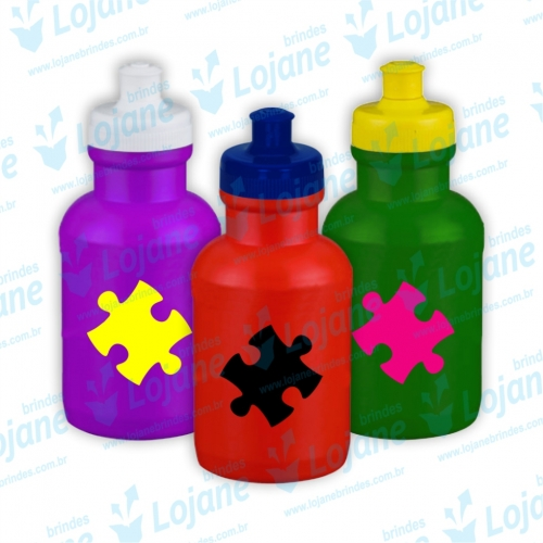 - Squeeze 300ml Plástico