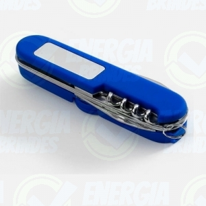 Canivete com Bússola para Brinde Personalizado