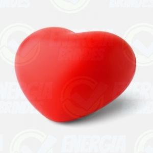 Bolinha anti stress, bola anti stress - Coração anti-stress Personalizado