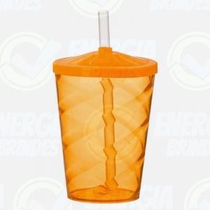 Copo de acrílico para milk shake