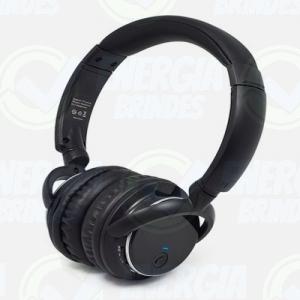 Fone de ouvido personalizado - Headphone Estéreo com Bluetooth