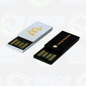 Pen drive 4gb clipe Personalizado
