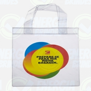 - Sacolas de PVC Personalizadas