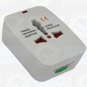 adaptador de celular, adaptador de tomada - Adaptador de Tomada Universal