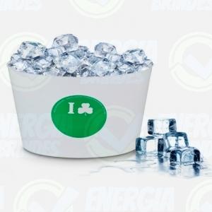Balde de Gelo Plastico Personalizado