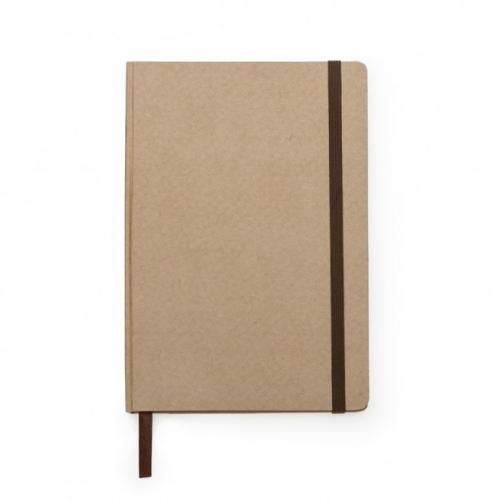 - Caderneta tipo Moleskine 17,7 x 11,7 x 1,1cm - 18657