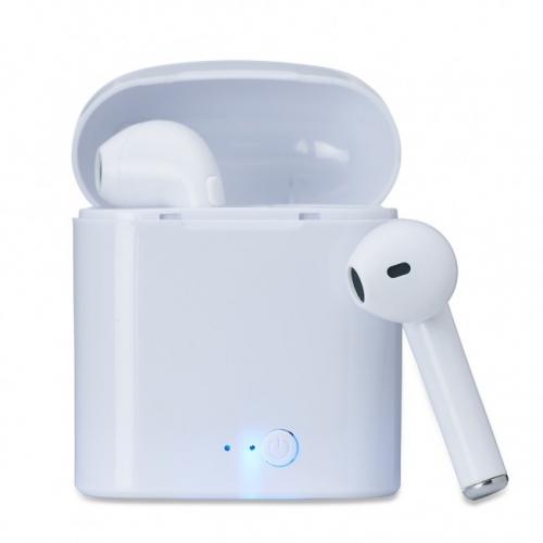 Fone de ouvido personalizado - Fone de Ouvido com Bluetooth com Case Carregador