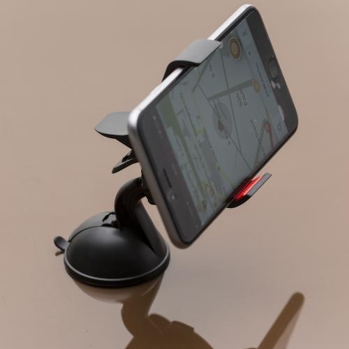 - Suporte Veicular com Ventosa para Celular