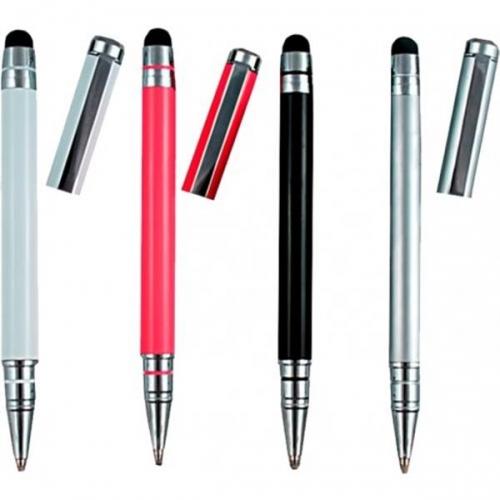 Canetas personalizadas, lapiseiras personalizadas e lápis personalizado - Canetal Metal Touch