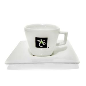 Xícara Café Quartier Branca 75ml
