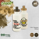 Squeeze 550mL GREEN